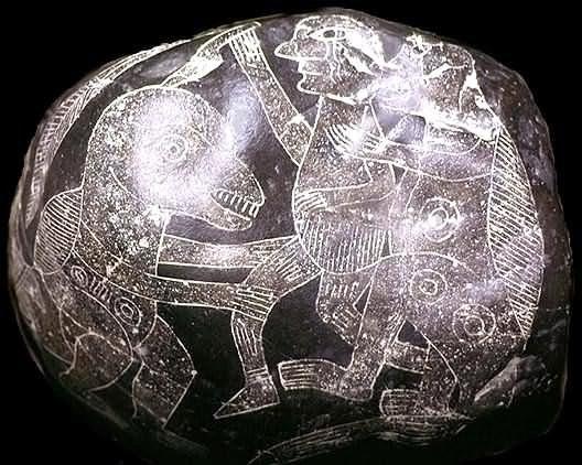 камни ики - фотография