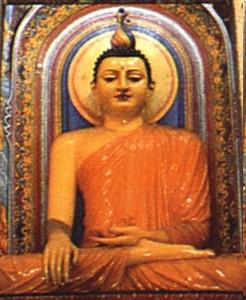 Список признаков Будды