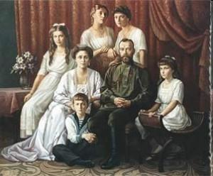 Николай II и его семья