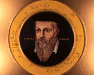 Портрет Нострадамуса кисти его сына Сезара