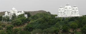 Административное здание и Музей всех религий в уттапарти