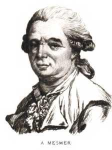 Фридрих (Франц) Антон Месмер