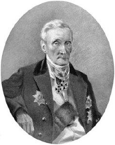 Андрей Михайлович Фадеев, дед Е. П. Блаватской