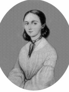 Елена Андреевна Ган, мать Е. П. Блаватской