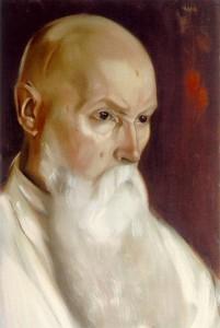 «Профессор Николай Рерих». 1944 Святослав Рерих