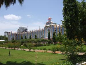 Университет Шри Сатья Саи, Путтапарти, A.P., Индия