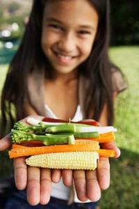 вегетарианство_подростки