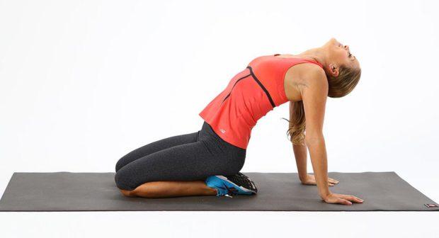 Упражнения для расслабления ног