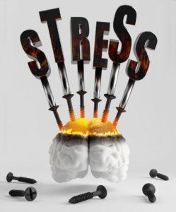опасность стресса