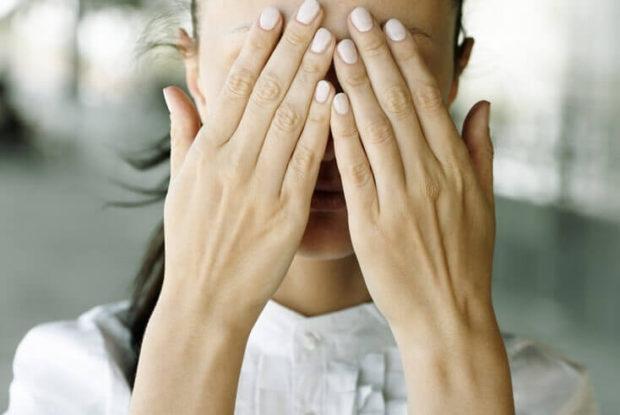упражнения для расслабления глаз