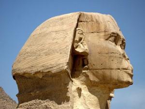 египетский сфинкс