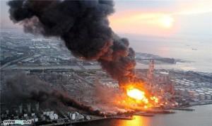Япония, АЭС Фукусима, март 2011