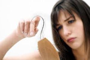 выпадение волос - женский кошмар