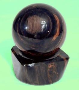 обсидиан шар