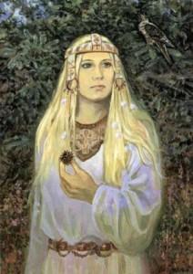 Богиня Джива