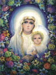 Богородица Рожана